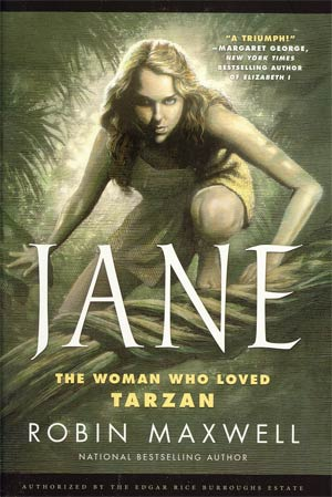 Jane The Woman Who Loved Tarzan HC