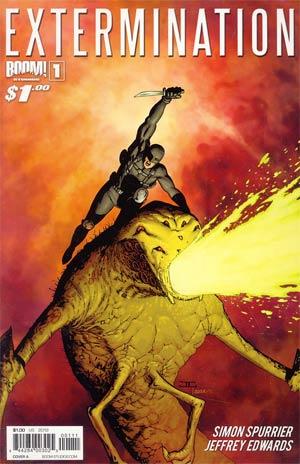 Extermination (BOOM Studios) #1 1st Ptg Cover A John Cassaday