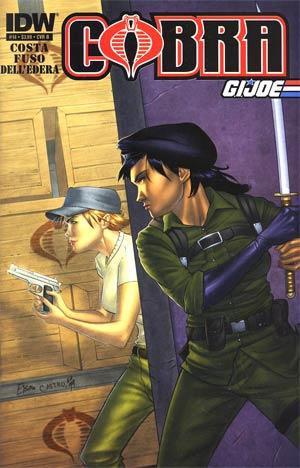 Cobra #14 Regular Cover B