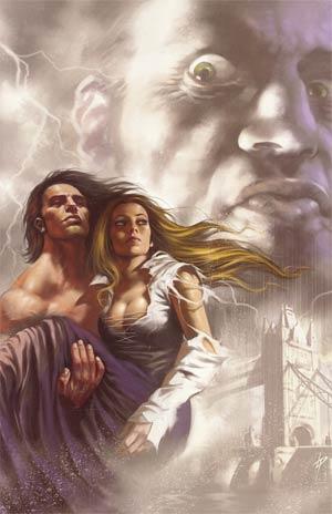Lord Of The Jungle #5 Incentive Lucio Parrillo Virgin Cover