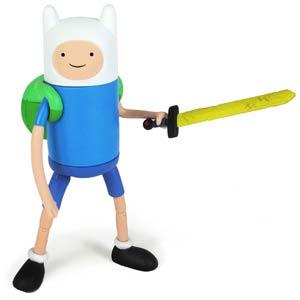Adventure Time 5-Inch Action Figure - Finn