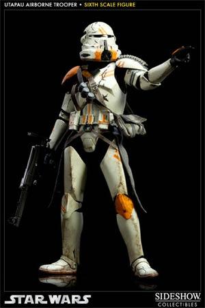 Star Wars Utapau Airborne Trooper 12-Inch Action Figure