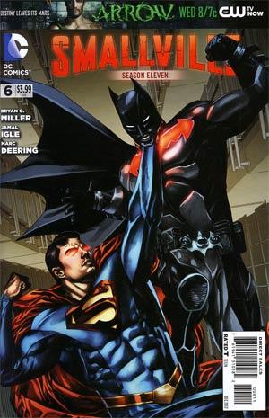 Smallville Season 11 #6