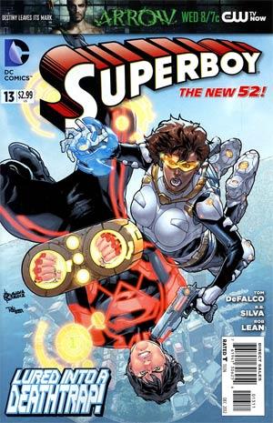 Superboy Vol 5 #13