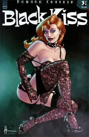 Black Kiss II #3