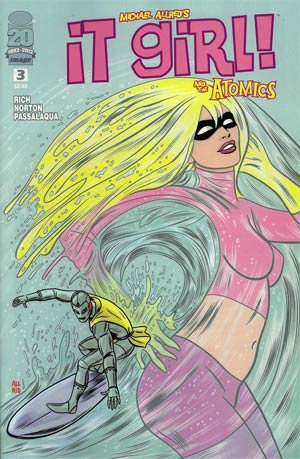 It Girl & The Atomics #3