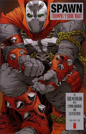 Spawn #224 Regular Todd McFarlane Cover