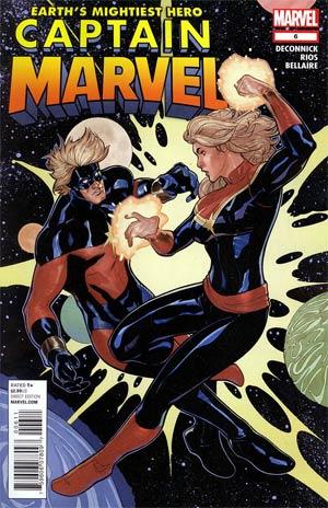 Captain Marvel Vol 6 #6