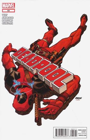 Deadpool Vol 3 #63