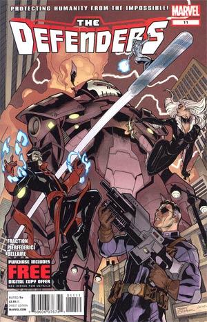 Defenders Vol 4 #11