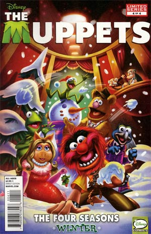 Muppets #4 - Midtown Comics