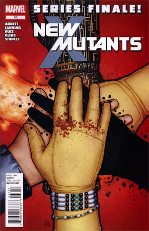 New Mutants Vol 3 #50