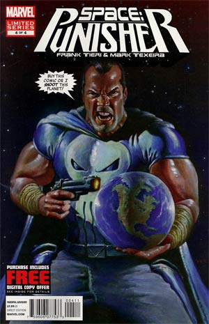 Space Punisher #4