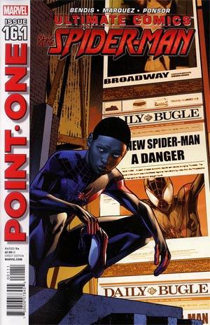 Ultimate Comics Spider-Man Vol 2 #16.1