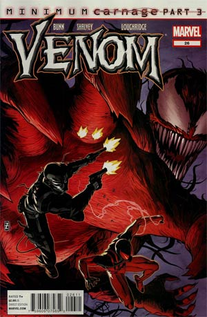 Venom Vol 2 #26 (Minimum Carnage Part 3)