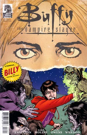 Buffy The Vampire Slayer Season 9 #14 Variant Georges Jeanty Cover