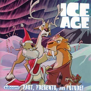 Ice Age Past Presents And Future One Shot