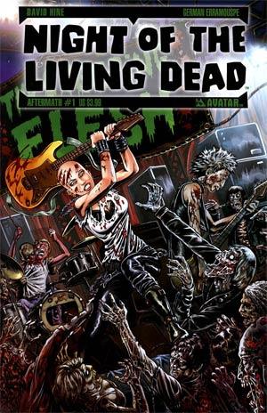 Night Of The Living Dead Aftermath #1 Reg Cvr