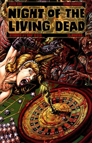 Night Of The Living Dead Aftermath #1 Wrap Cvr