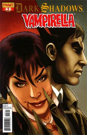 Dark Shadows Vampirella #3