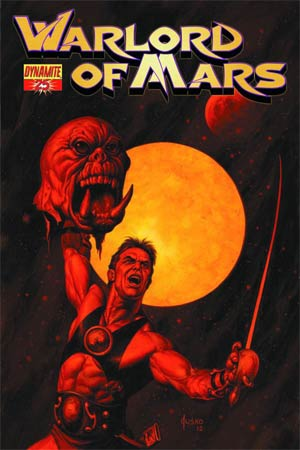 DO NOT USE (DUPLICATE LISTING) Warlord Of Mars #25 Regular Cover (Filled Randomly With 1 Of 2 Covers)