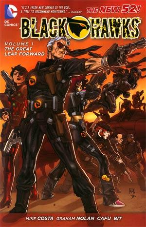Blackhawks (New 52) Vol 1 The Great Leap Forward TP