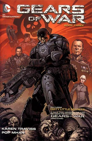 Gears Of War Book 3 HC