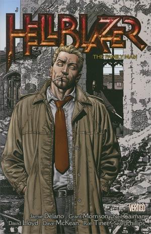 Hellblazer Vol 4 The Family Man TP New Edition