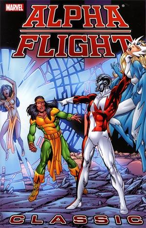 Alpha Flight Classic Vol 3 TP