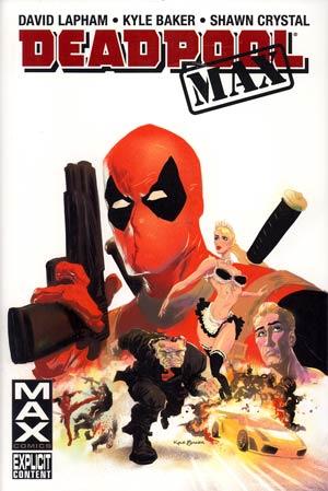 Deadpool MAX HC
