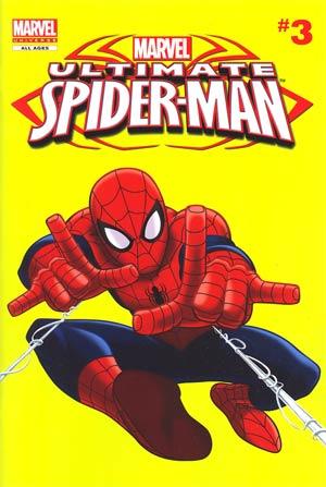 Marvel Universe Ultimate Spider-Man Comic Reader #3 TP