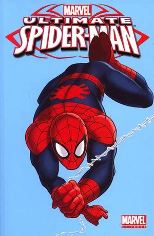 Marvel Universe Ultimate Spider-Man Vol 1 TP Digest