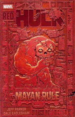 Red Hulk Mayan Rule TP