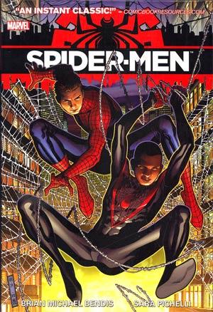 Spider-Men HC