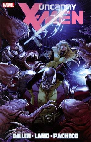 Uncanny X-Men By Kieron Gillen Vol 2 TP
