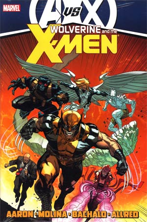 Wolverine And The X-Men By Jason Aaron Vol 4 HC