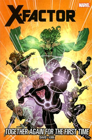 X-Factor Vol 16 Together Again For The First Time TP