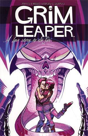 Grim Leaper A Love Story To Die For TP