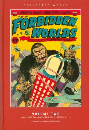 ACG Collected Works Forbidden Worlds Vol 2 HC