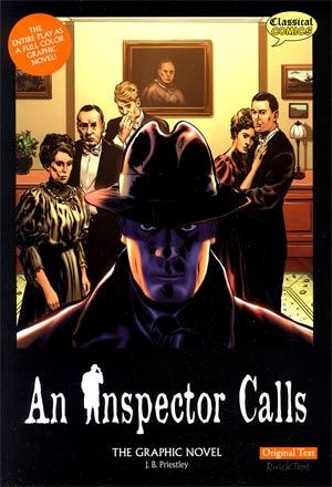 An Inspector Calls GN Original Text Edition