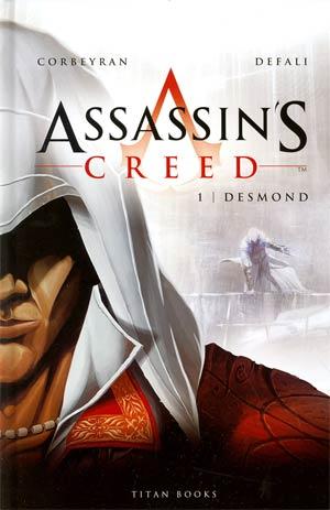 Assassins Creed Vol 1 Desmond HC