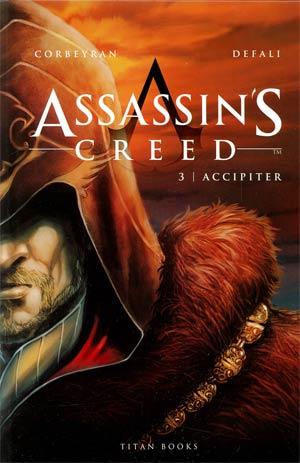Assassins Creed Vol 3 Accipiter HC