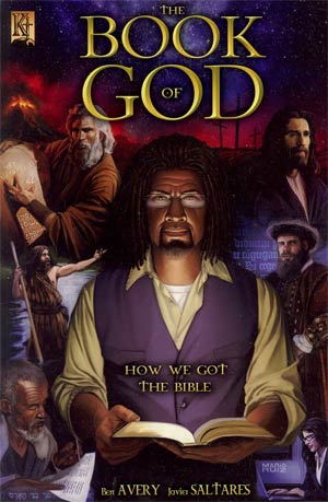 Book Of God How We Got The Bible GN