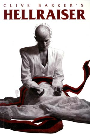 Clive Barkers Hellraiser Vol 4 Hell Hath No Fury TP