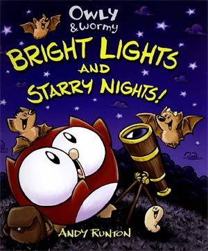 Owly & Wormy Bright Lights And Starry Nights HC