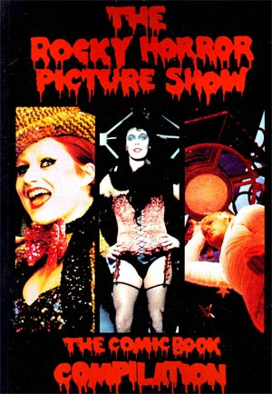 Rocky Horror Picture Show Comic Book TP