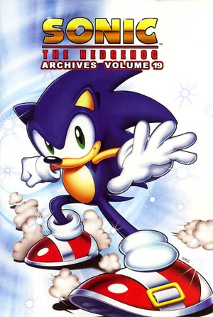 Sonic The Hedgehog Archives Vol 19 TP