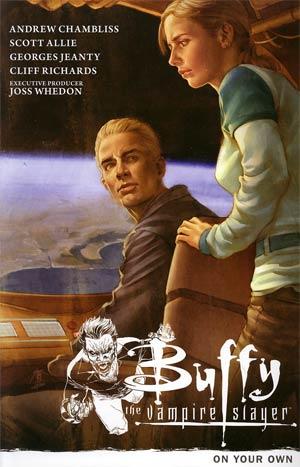 Buffy The Vampire Slayer Season 9 Vol 2 On Your Own TP