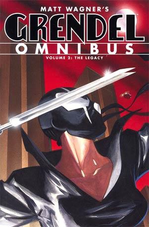 Grendel Omnibus Vol 2 Legacy TP