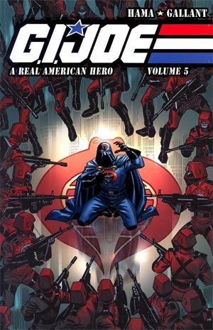 GI Joe A Real American Hero Vol 5 TP